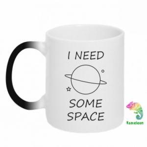 Kubek-kameleon Space