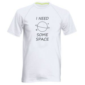 Men's sports t-shirt Space