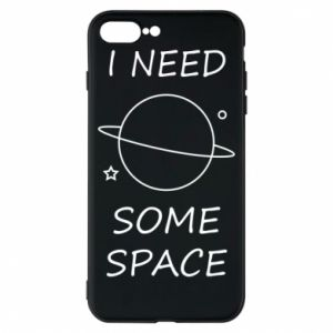 Phone case for iPhone 8 Plus Space