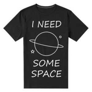 Męska premium koszulka Space