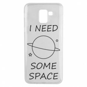 Samsung J6 Case Space