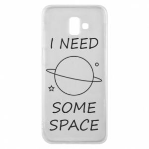 Phone case for Samsung J6 Plus 2018 Space