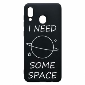 Samsung A20 Case Space