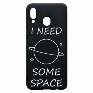 Samsung A30 Case Space