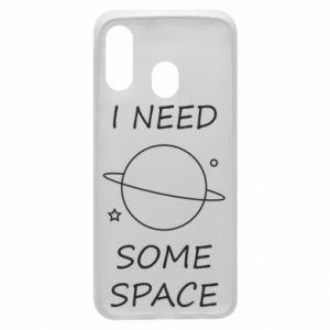 Samsung A40 Case Space