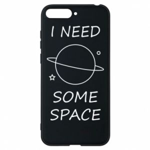 Phone case for Huawei Y6 2018 Space