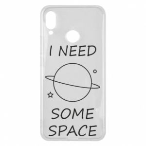 Phone case for Huawei P Smart Plus Space