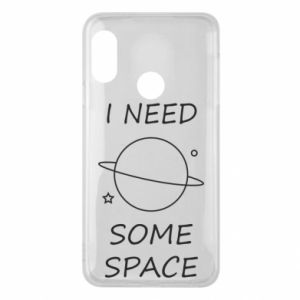 Mi A2 Lite Case Space