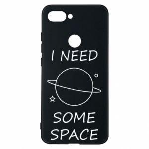 Phone case for Xiaomi Mi8 Lite Space