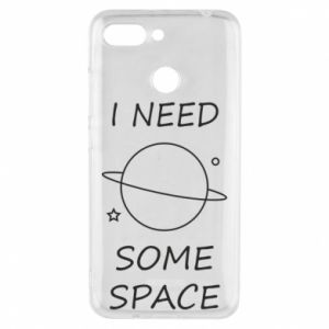 Xiaomi Redmi 6 Case Space