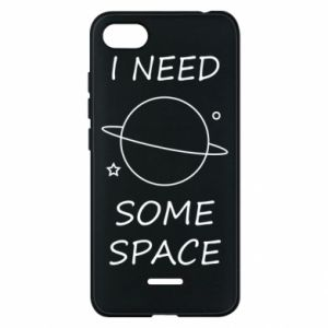 Phone case for Xiaomi Redmi 6A Space