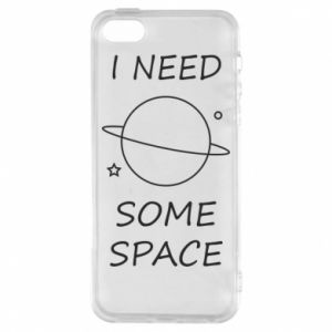 Phone case for iPhone 5/5S/SE Space