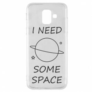 Samsung A6 2018 Case Space