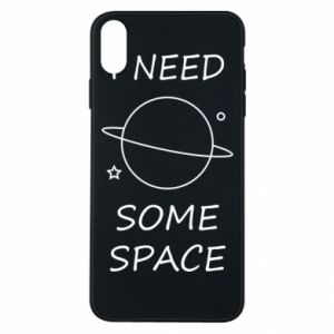 Phone case for iPhone Xs Max Space