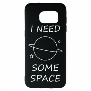 Samsung S7 EDGE Case Space
