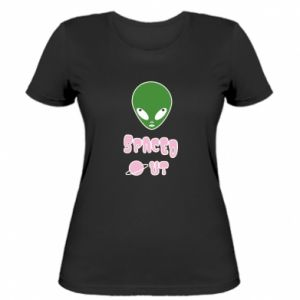 Women's t-shirt Spaced out