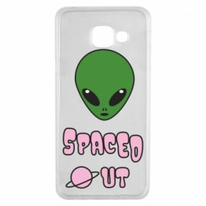 Etui na Samsung A3 2016 Spaced out