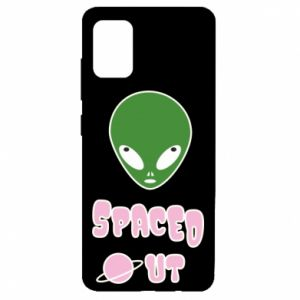 Etui na Samsung A51 Spaced out
