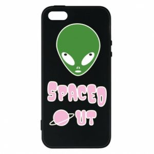 Etui na iPhone 5/5S/SE Spaced out