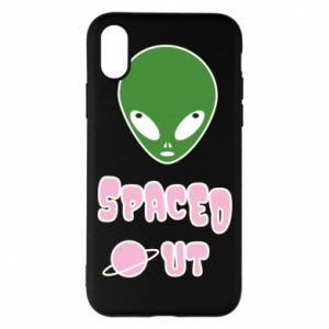 Etui na iPhone X/Xs Spaced out