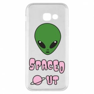 Etui na Samsung A5 2017 Spaced out