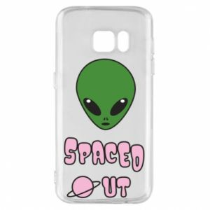 Etui na Samsung S7 Spaced out
