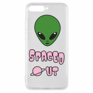 Etui na Huawei Y6 2018 Spaced out
