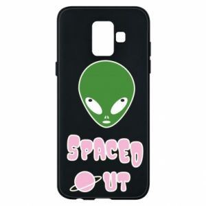 Etui na Samsung A6 2018 Spaced out