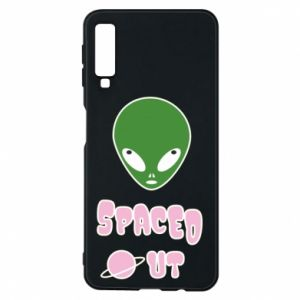 Etui na Samsung A7 2018 Spaced out