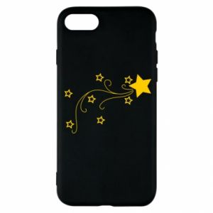 iPhone SE 2020 Case Shooting star for Christmas