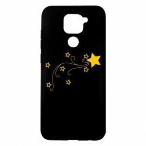 Etui na Xiaomi Redmi Note 9/Redmi 10X Spadająca gwiazda na Boże Narodzenie