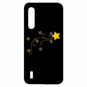 Etui na Xiaomi Mi9 Lite Spadająca gwiazda na Boże Narodzenie
