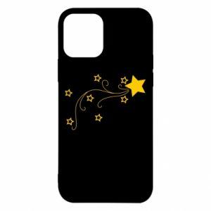 Etui na iPhone 12/12 Pro Spadająca gwiazda na Boże Narodzenie