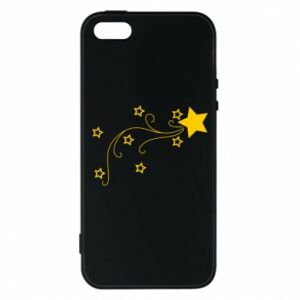 iPhone 5/5S/SE Case Shooting star for Christmas