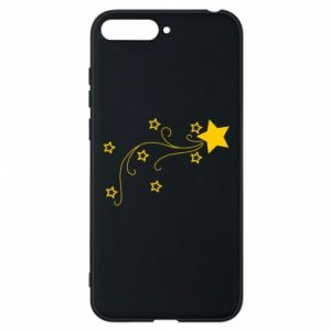 Huawei Y6 2018 Case Shooting star for Christmas