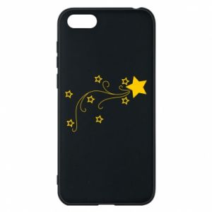 Huawei Y5 2018 Case Shooting star for Christmas