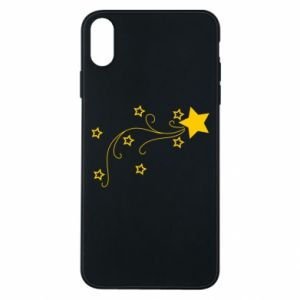 iPhone Xs Max Case Shooting star for Christmas
