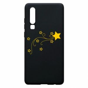 Huawei P30 Case Shooting star for Christmas