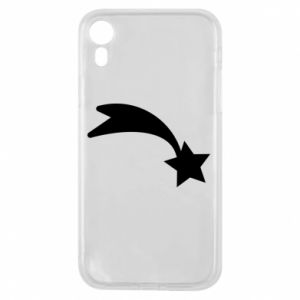 Phone case for iPhone XR Shooting star