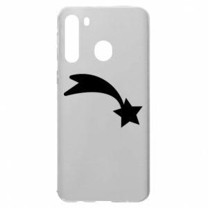 Samsung A21 Case Shooting star