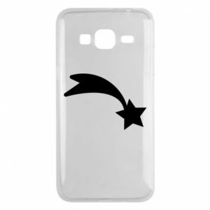 Phone case for Samsung J3 2016 Shooting star