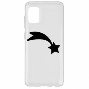 Samsung A31 Case Shooting star