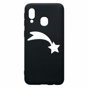 Phone case for Samsung A40 Shooting star