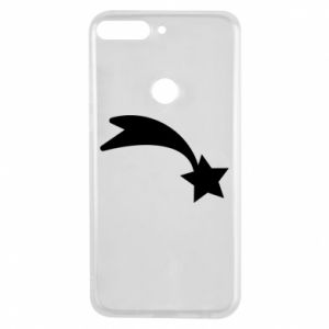Phone case for Huawei Y7 Prime 2018 Shooting star