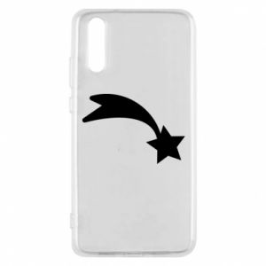 Phone case for Huawei P20 Shooting star