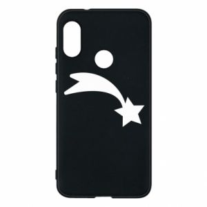 Phone case for Mi A2 Lite Shooting star