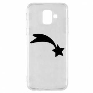 Phone case for Samsung A6 2018 Shooting star