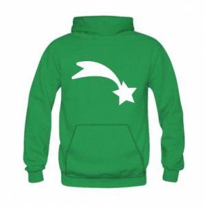 Kid's hoodie Shooting star