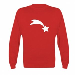 Kid's sweatshirt Shooting star