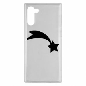 Samsung Note 10 Case Shooting star